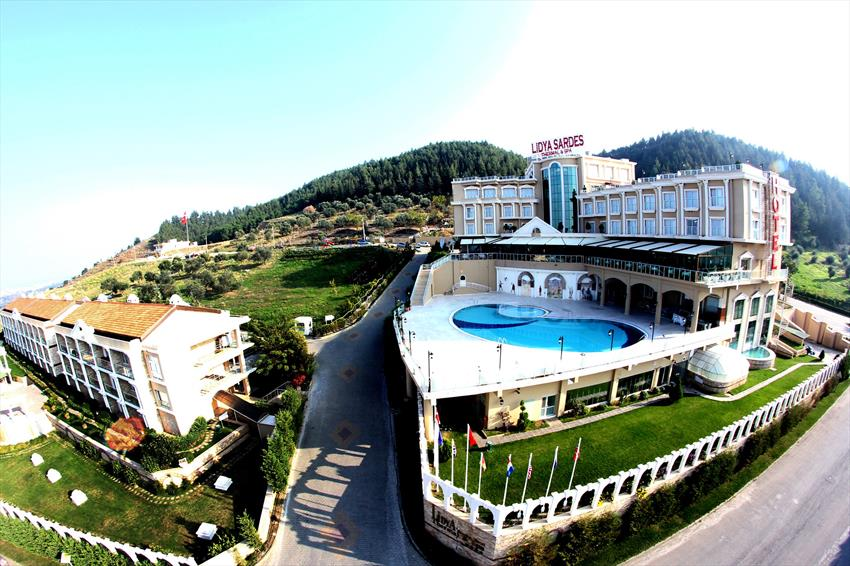 Hotel Lidya Sardes Thermal