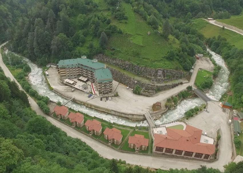 Ridos Thermal Hotel Rize