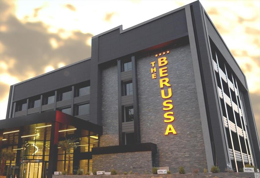 The Berussa Hotel Bursa