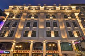 The Meretto Hotel İstanbul