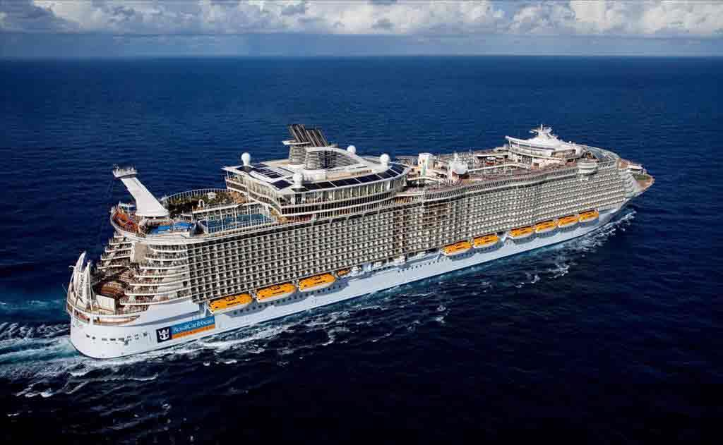 Allure Of The Seas İle Batı Karayipler Turu